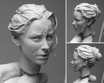 Hyperrealistic Sculptures