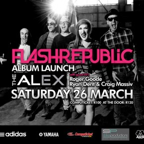 In the Name of Dance: Flash Republic Album Launch