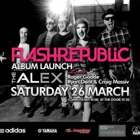In the Name of Dance: Flash Republic Album Launch