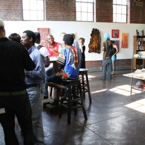 Unity Gallery & the Joburg Art Scene