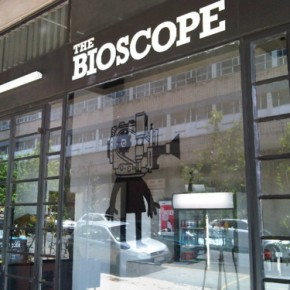 THE BIOSCOPE THEATRE