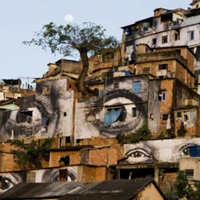 French street artist JR receives TED Prize for 2011