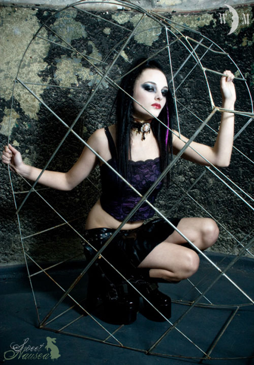 Caitlin Caged by Clare Foxcroft Williams