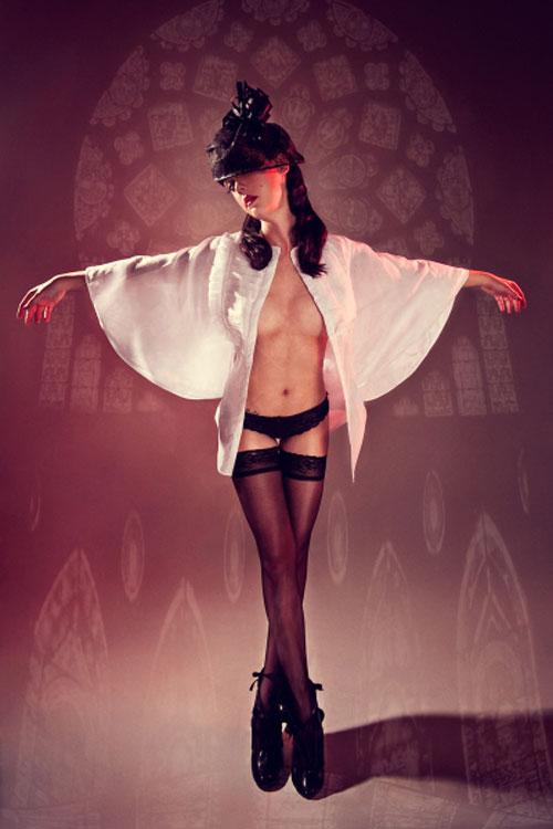 Cherchez La Femme by JP Hanekom
