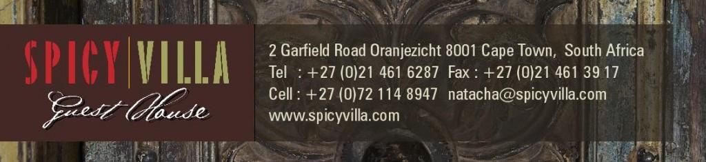 spicy villa contact details