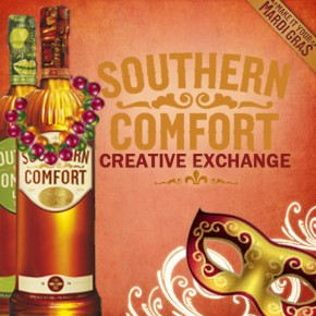 Southern Comfort South Africa - 'Creative Exchange' campaign