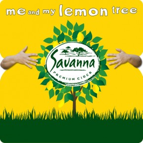 Savanna - Lemon Squeezing Tree Hugger
