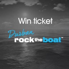 WIN A DOUBLE TICKET WORTH R14 000 TO ROCK THE BOAT 2011