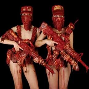 Dimitri Tsykalov's disturbingly interesting art