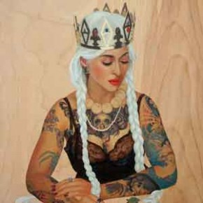 EXHIBITION: HOMEROOM, REINTERPRETED ART FROM CHILDHOOD