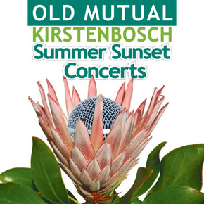 WIN weekly tickets to the Kirstenbosch Summer Sunset Concerts