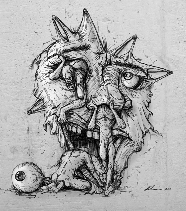 Doodle by Rayaan Cassiem