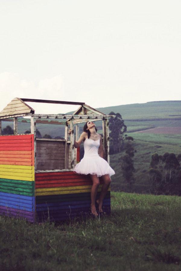 rainbowhouse by Jonathan Diederichs