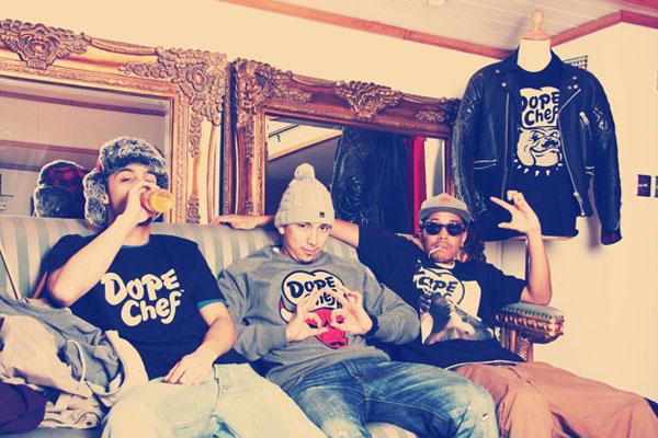 Piff Gang - dopechef.tv