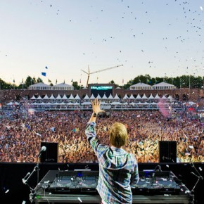 Win a double ticket to Avicii in Cape Town