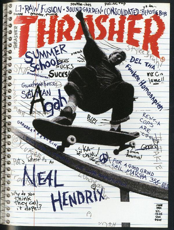 © Thrasher Magazine