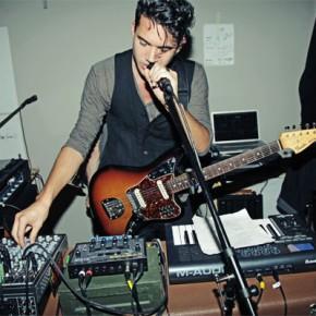 Interview with electronic artist, Matthew Dear