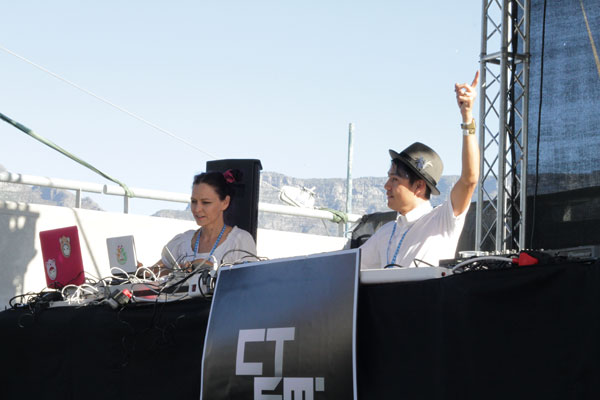 CTEMF, Mr Sakitumi & The Grrrl