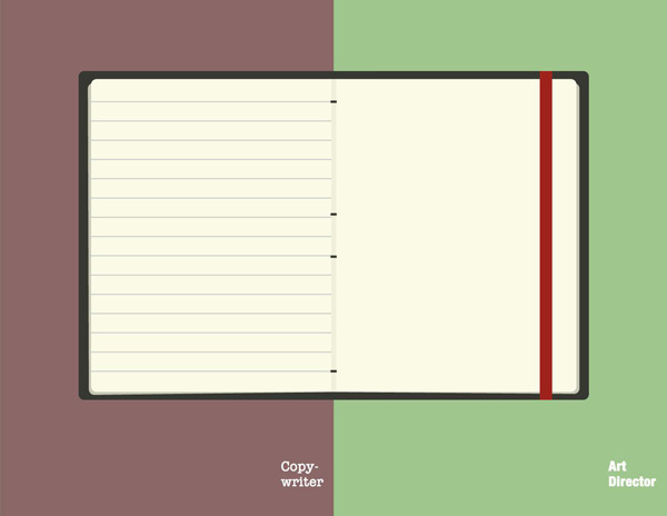 The Moleskine.