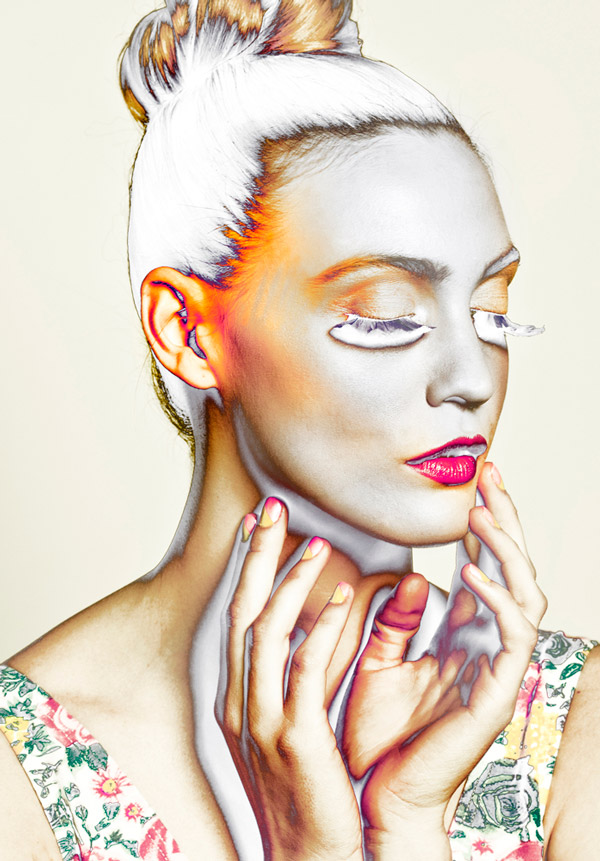 Cleo Outtake by Daniel David & Christo