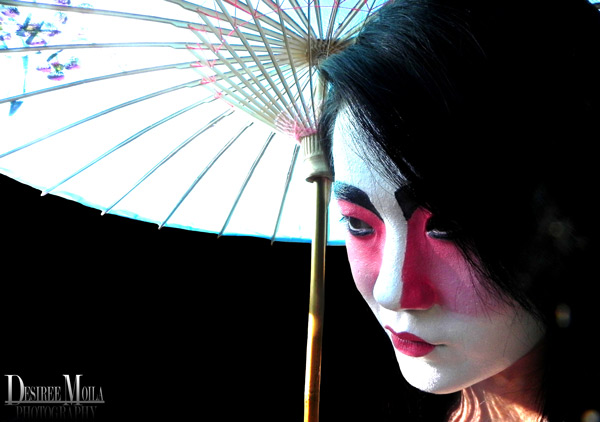 GEISHA1 by Desiree Moila 