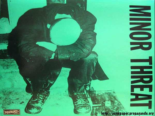 Minor Threat, image: punkpaper.propagande.org
