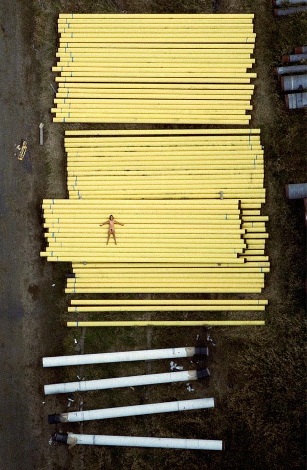 Aerial Nudes : John Crawford