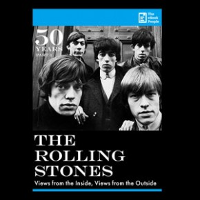 Rolling Stones 50th Anniversary eBook Giveaway
