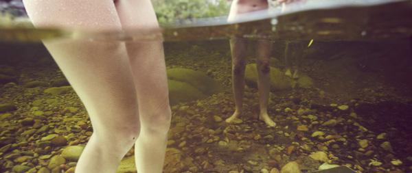 'Knee-Deep' by Caroline Mackintosh