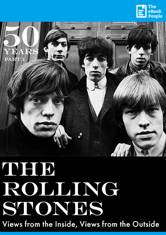 Image : Rolling Stones 50th Anniversary eBook