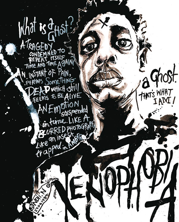 Xenophobia Poster (2007)