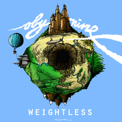 oby-nine - weightless