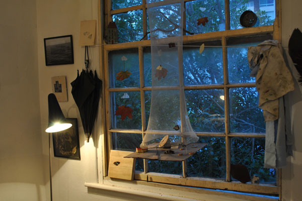 Niklas Wittenberg's studio