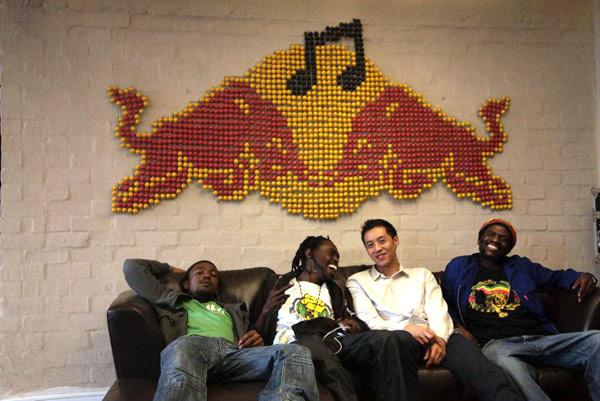 Eric Lau, c/o Red Bull Studios Cape Town