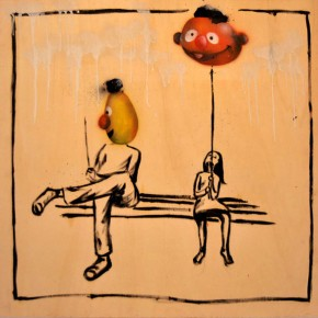 'Hot Air' by Daniela Sarinski