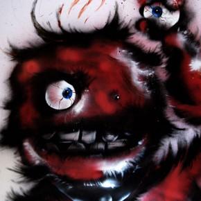 'Monster Look' by Daniela Sarinski
