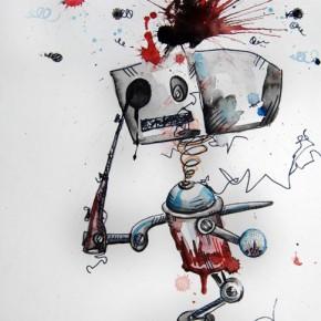 'Robo Accident' by Daniela Sarinski