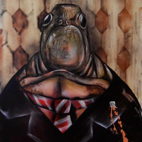 'Mr. Turtle' by Daniela Sarinski