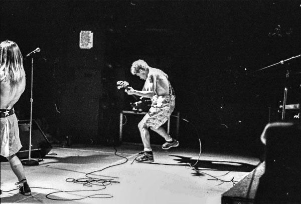 Michael 'Flea' Balzary - Image by Jean-Marc Lederman