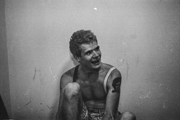 Michael 'Flea' Balzany - Image by Jean-Marc Lederman