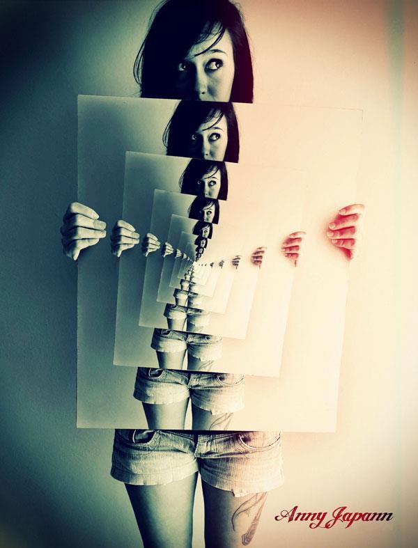 'Anny Reflection Pattern' by Hendri Viljoen