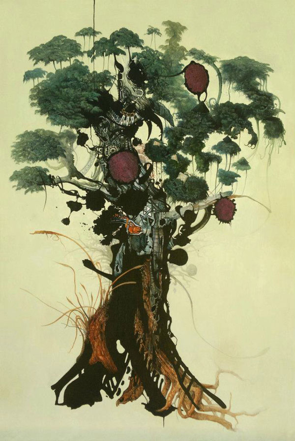 """Tree 1"" by Dennis Joubert"