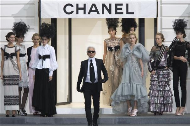 Karl Lagerfeld for Chanel