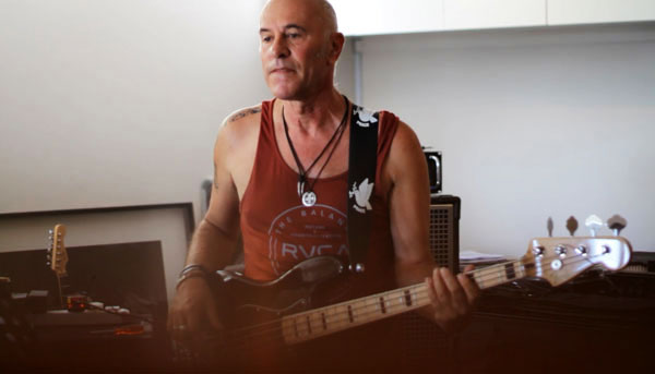 Harvey Cohen - Image: Loucas Polydorou