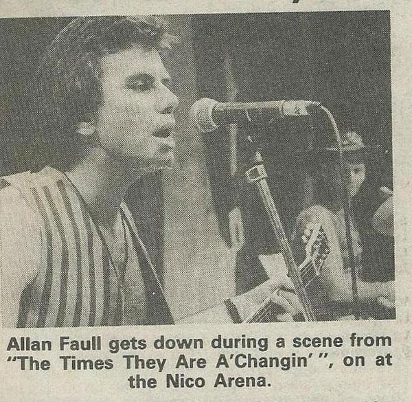Allan Faull