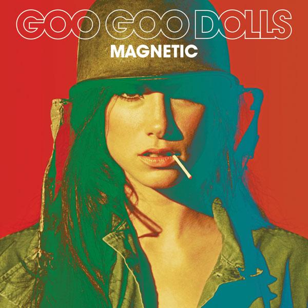 Magnetic Album Cover Artwork