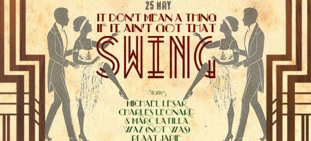 Competition | IT DON&#039;T MEAN A THING IF IT AIN&#039;T GOT THAT SWING| A Throwback to Baz Luhrman&#039;s &quot;The Great Gatsby&quot;
