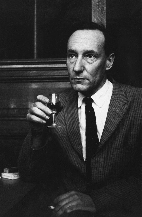 William S. Burroughs - The Impossible Cool