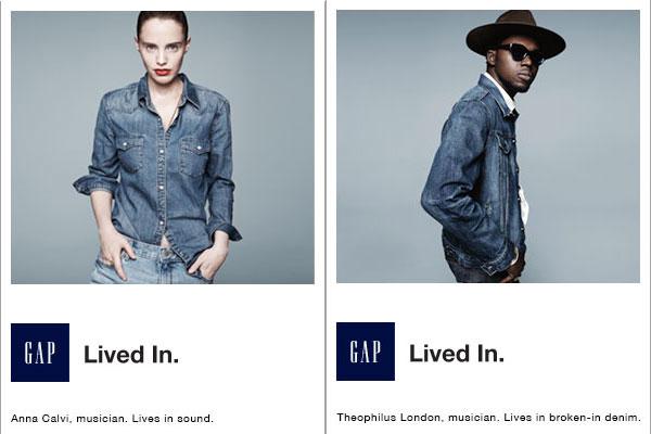 Gap Spring Collection 2014