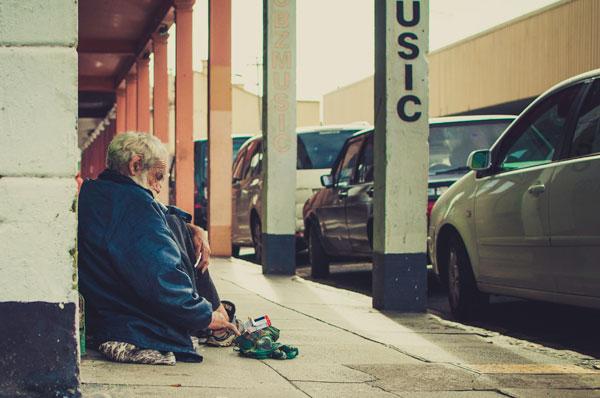 'Street Life' by Logan Lopata